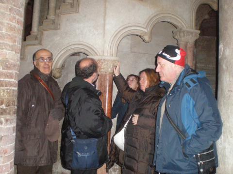 Le Sette Chiese di Santo Stefano: comprendiamo le forme del Sepolcro dove era sepolto San Petronio.